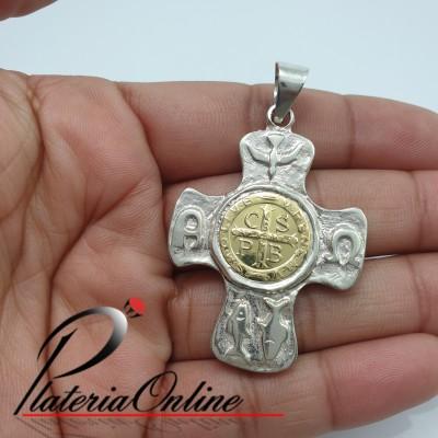 Cruz San Benito Rustico de...