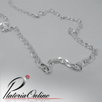 Cadena Hermes de Plata