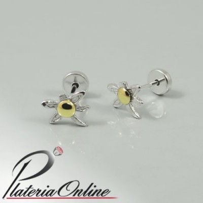 Abridores libélula de Plata...