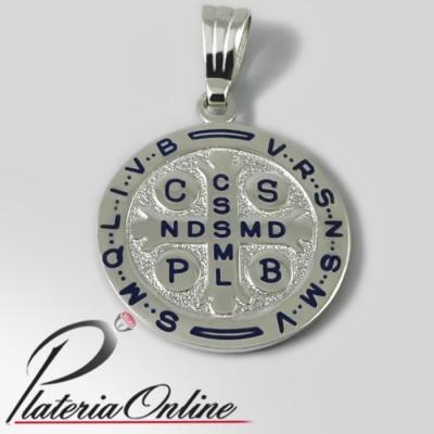 Medalla de San Benito con...