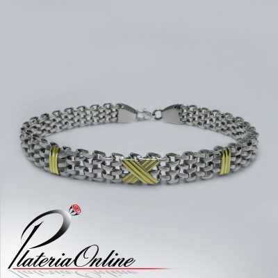 Pulsera Payason X Plata 925...