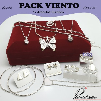 Pack Viento de 17 productos...