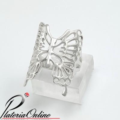 Anillo Mariposa Antena de...