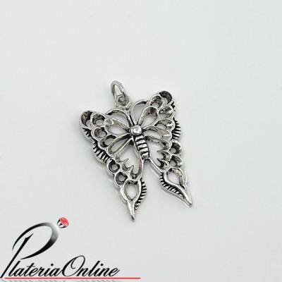 Dije Mariposa Fly de Plata...