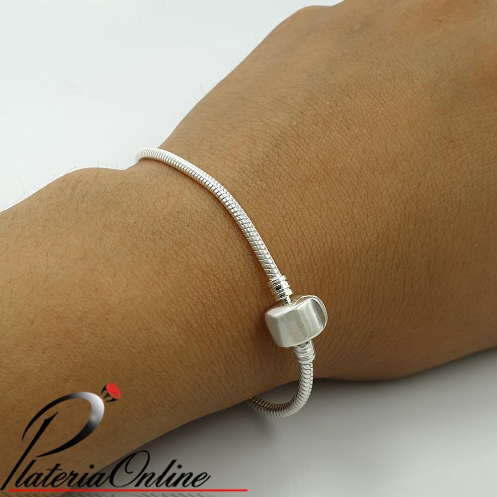 Pulsera Tipo Pandora De Plata 925 Compra Online Hacemos