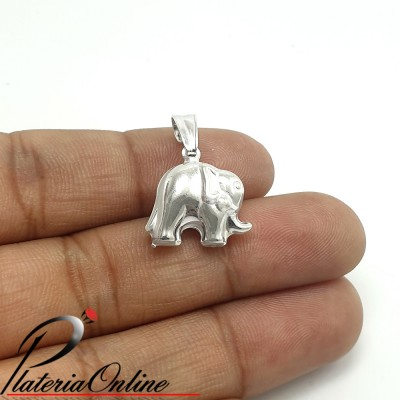 Dije Inflado Elefante...