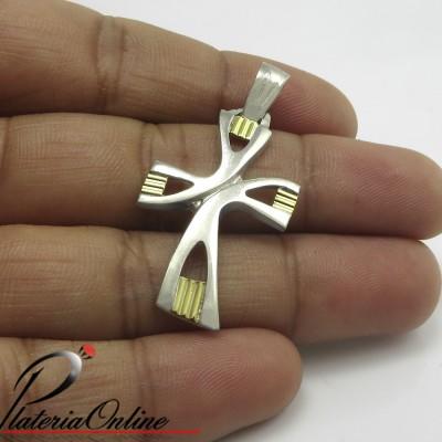 Cruz Union de Plata y Oro
