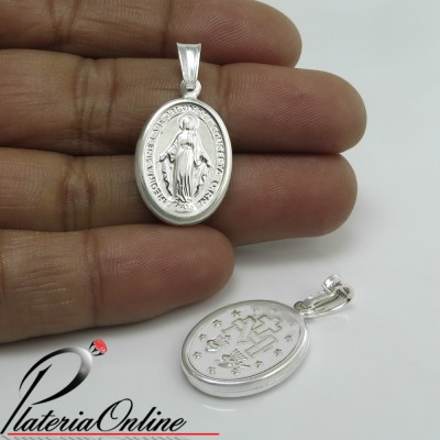 Medalla Inflada Virgen...