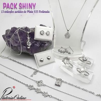 PACK SURTIDO SHINY DE PLATA...