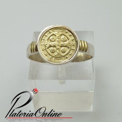 Anillo San Benito Sello...