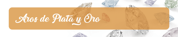 Aros de Plata y Oro - Categorias