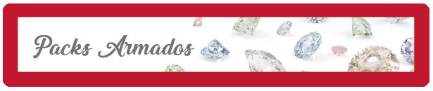 Packs de Joyas, Conjunto de productos de joyería, Plata 925 y ORO 18K