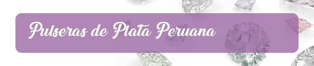 Pulseras Plata 950 piedras NATURALES